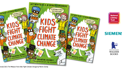 Kids Fight Climate change 3 books