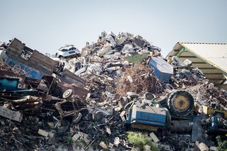landfill rubbish image great green read doncaster stories