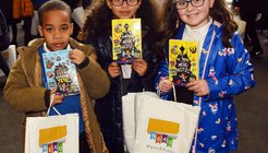 read manchester world book day