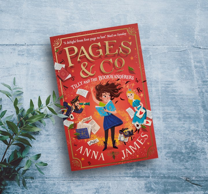 Anna James Pages & Co