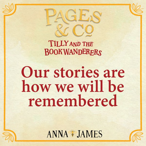 Pages & Co quote card