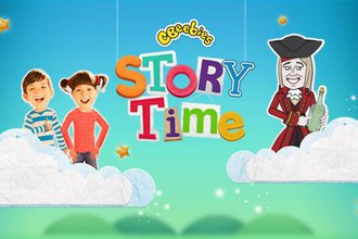 CBeebies story time