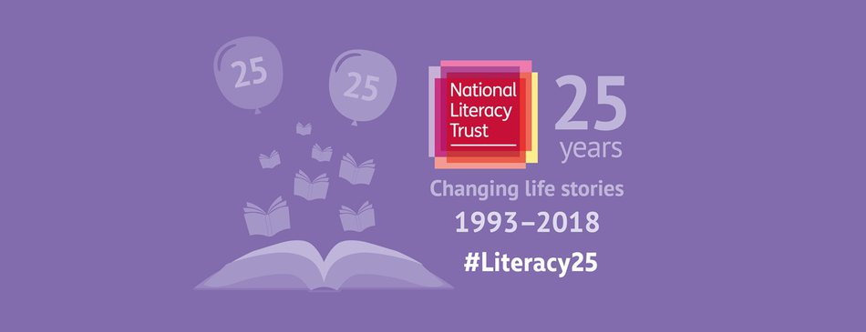 literacy25 website